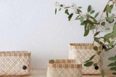 Corbeille-Bamboo
