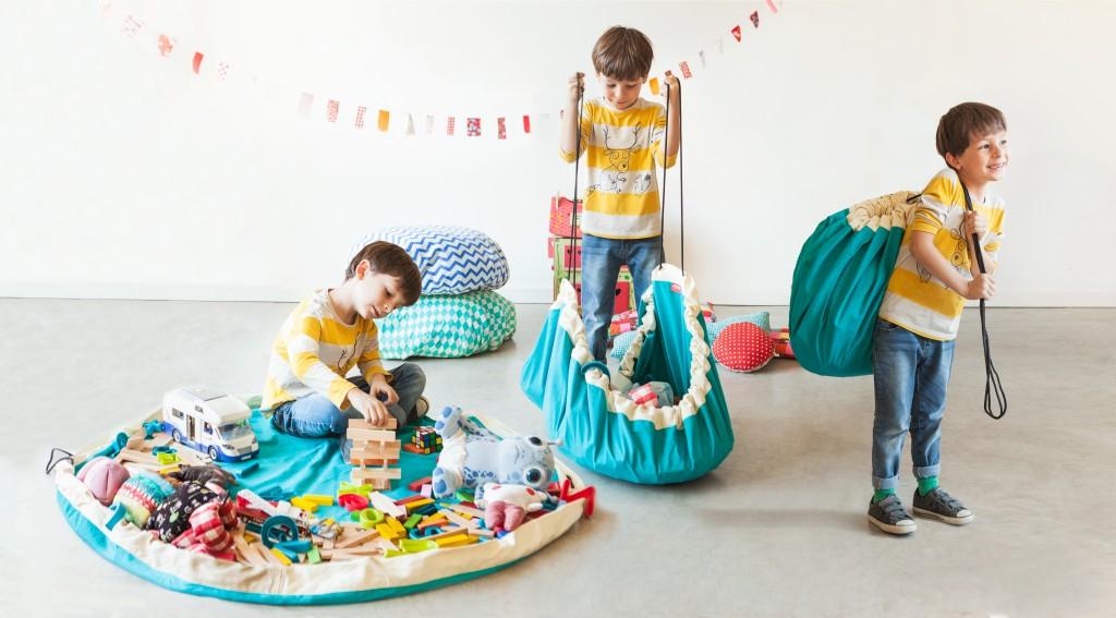 Un sac idéal pour les enfants et les parents