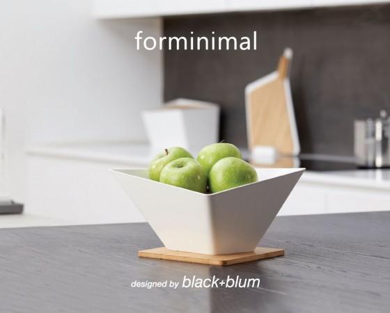 Une ligne minimaliste et fonctionnelle pour la cuisine