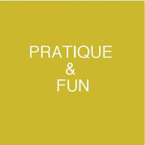 Pratique & Fun: un univers d'accessoires de rangement