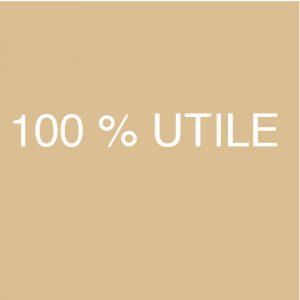 100% UTILE: des boites robuste de qualité