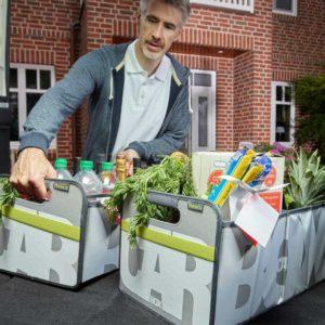 Boite Carbox pour les courses